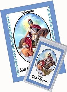 Novena De San Martín Caballero Para Asuntos De Dinero En Negocio, Hogar Y Empleo. (Corazón Renovado)
