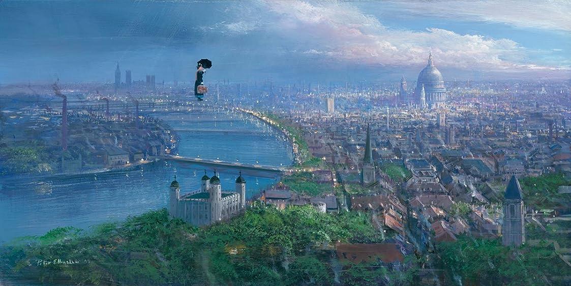 レタッチジーンズ描くMary Poppins :