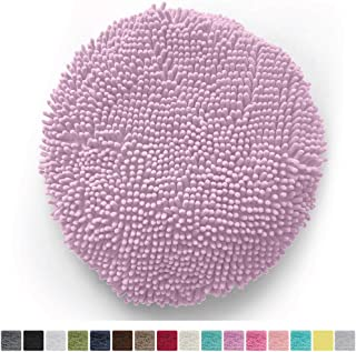 chenille toilet seat cover