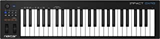Nektar Impact gx49USB controlador MIDI teclado con Daw integración