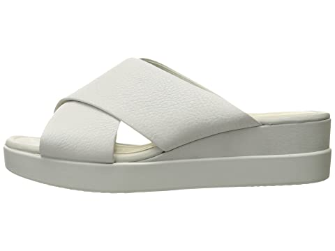 LeatherIndigo Cow Sandal Cow Black 7Rose ECCO LeatherWhite Cow Dust Slide Touch Leather WUASqxwgX