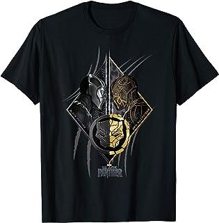 Marvel Black Panther Movie Jaguar Split Clawed T-Shirt