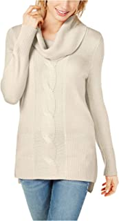 INC International Concepts Women's Cable Tunic