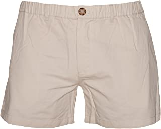 "Meripex Apparel Men's 5.5"" Inseam Elastic-Waist Short Shorts 4-Way Stretch"