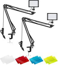 Neewer Video Conference Lighting Kit for Zoom Call Meeting/Remote Working/Self...