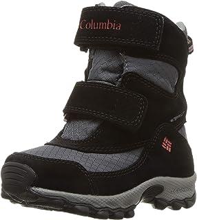 Columbia Kids' Childrens Parkers Peak Velcro Waterproof Winter Boot Snow