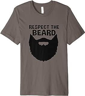 Best respect the beard t shirt Reviews