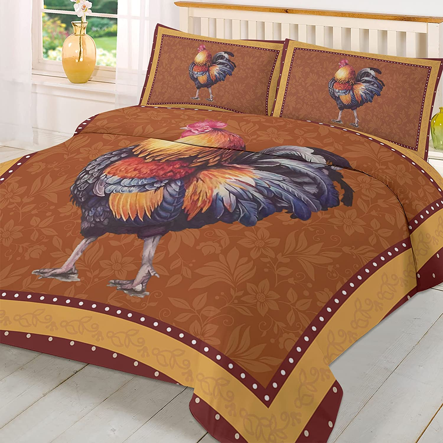 Duvet Cover Max 84% OFF Set Twin 5 ☆ popular Size Bedding 1 an Piece 3