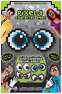 Men's Pixel-8 Eyes Glasses Set