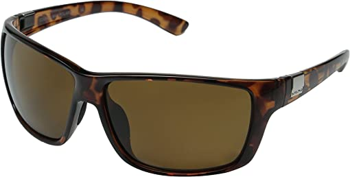 Tortoise/Brown Polarized Polycarbonate