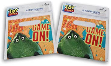 Party Supply - Toy Story Game On! - 16 Party Favor Bags
