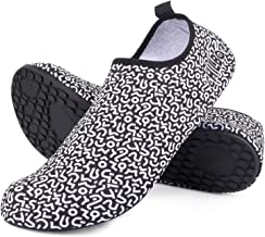 Chillbo Water Shoes - Beach Shoes for Men and Womens Water Shoes 7 Vibrant Styles Swimming Shoes & Water Shoes for Women for Beach Swim Yoga Exercise