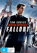 Best Mission: Impossible Fallout   Tom Cruise   NON-USA Format   PAL   Region 4 Import - Australia Review