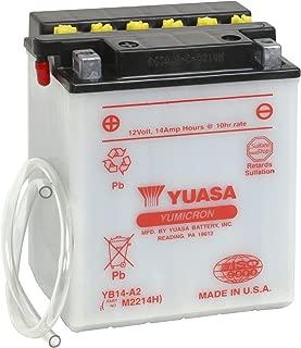 Yuasa YUAM2214H YB14-A2 Battery