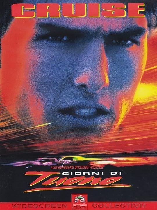 Giorni di tuono - film dvd - tom cruise B000SL1QYU