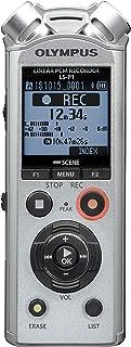 Olympus LS-P1 Hi-Res digital ljudinspelare med riktade stereomikrofoner, direkt USB, lågklippningsfilter, brusreducering, ...