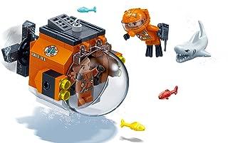 Banbao 7417 Duncan'S Treasure Exploration Submarine 84 Piece Block Set - Multi Color
