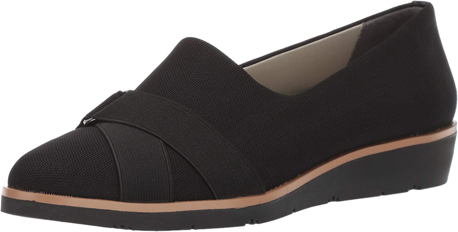 Aerosoles Womens Side View Loafer
