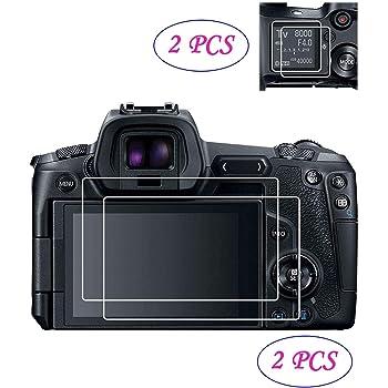 Optical Glass Screen Protector for Canon EOS R
