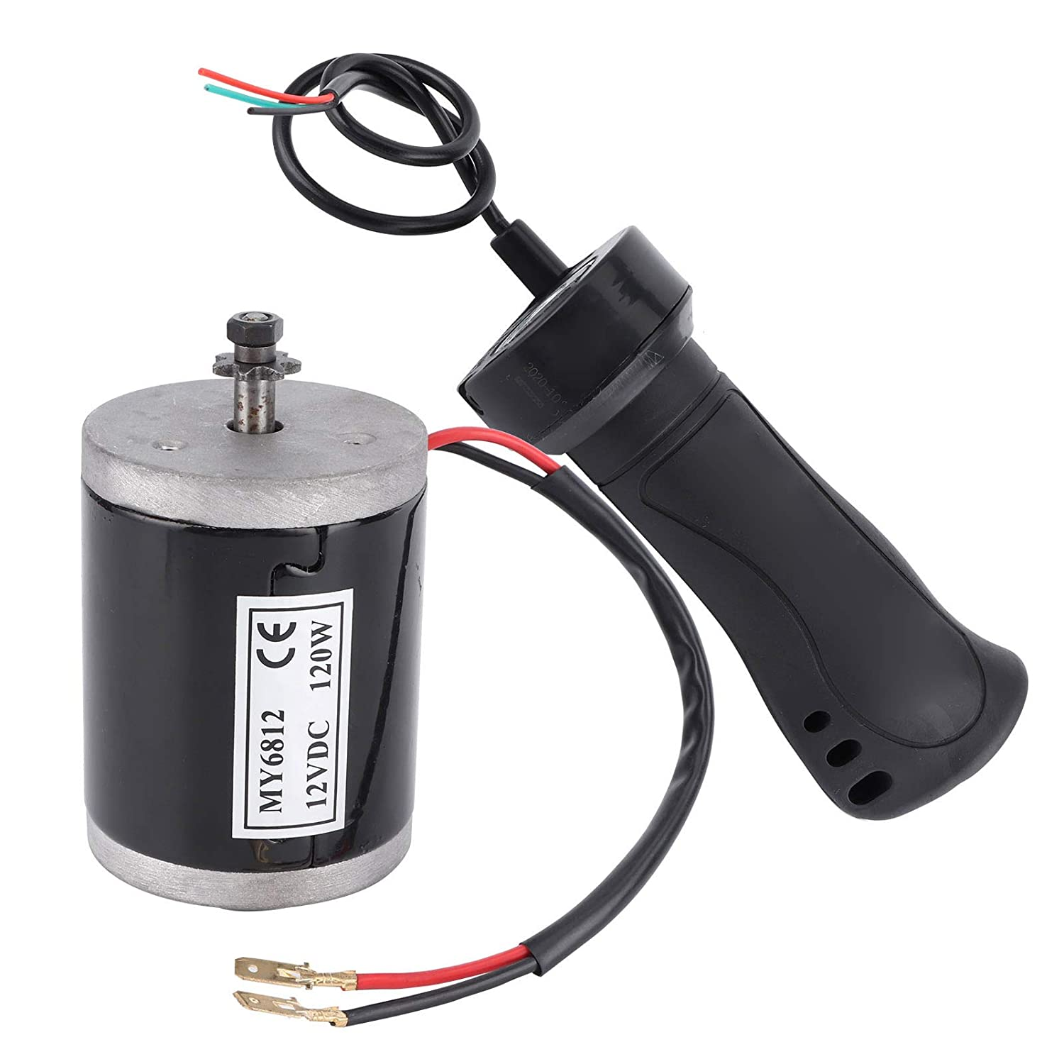 New arrival Small Brush Motor Durable W Pulley Classic Stable 12