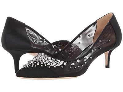 Badgley Mischka Onyx (Black) High Heels