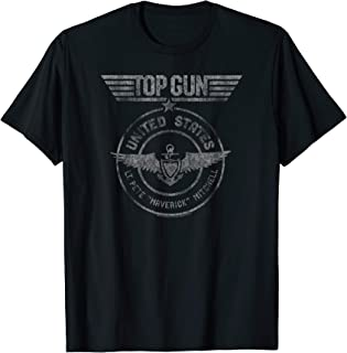 "Lt. Pete ""Maverick"" Mitchell Seal T-Shirt"