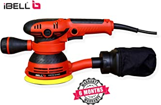 iBELL Orbital Sander OS23-46,Watt 300,125mm,12000RPM - 6 Months Warranty