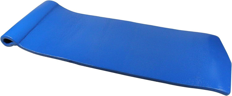 Swim Central Wassersport-Matratze, 177,8 cm, Blau