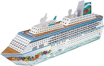 Best cardboard cruise ship Reviews