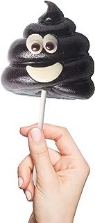 The Gummy Bear Guy | Gummy Candy Poop Emoji on a Stick - 4oz. Cola Flavored (Cola)