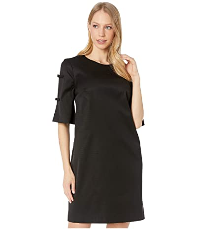 Trina Turk Natural Dress (Black) Women