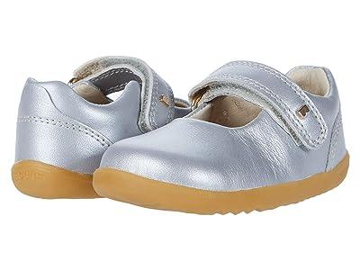 Bobux Kids Step Up Delight (Infant/Toddler) (Silver) Girl