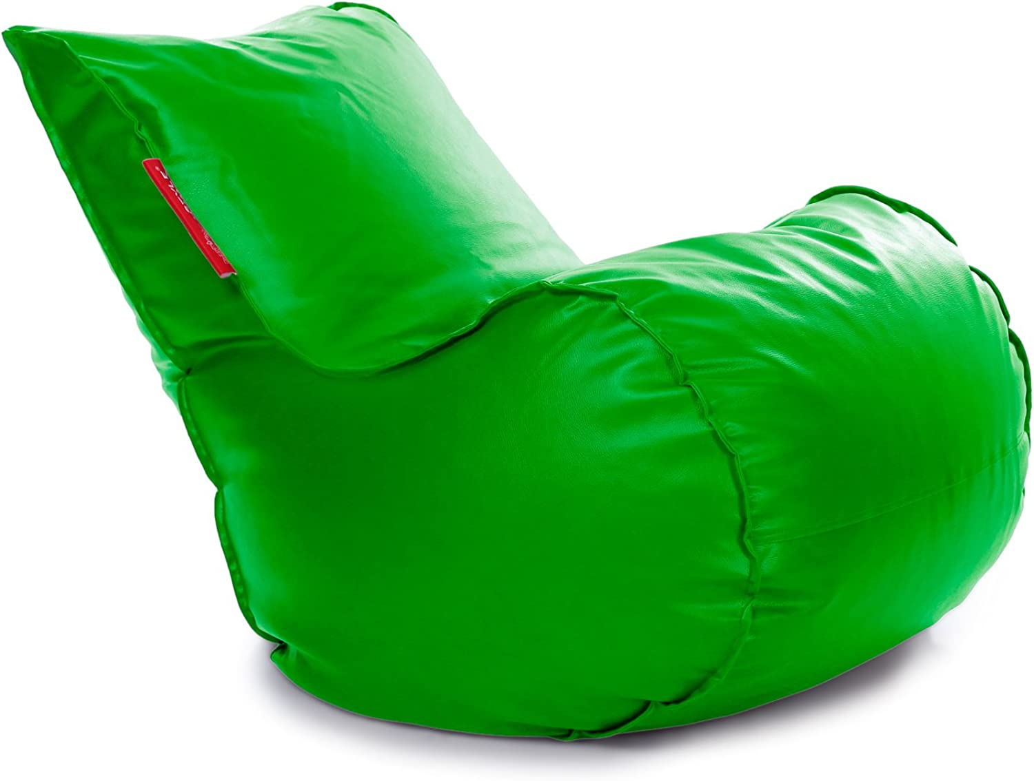 Style Homez Mambo Bean Bag XL Size Parred Green Cover Only