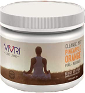 Cleanse Me by Vivri: Pineapple Orange 30 Servings 5.29 Oz