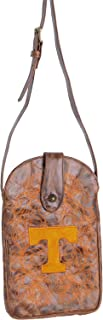 GAMEDAY BOOTS NCAA Tennessee Volunteers Women's Cross Body Purse, Brass, One Size