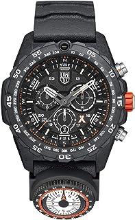 ساعة يد لومينوكس بإصدار محدود بشعار بير جريلز 3741 | اسود
