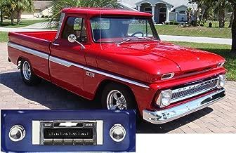 Custom Autosound Stereo compatible with 1964-1966 Chevrolet Truck, USA-630 II High Power 300 watt AM FM Car Stereo/Radio