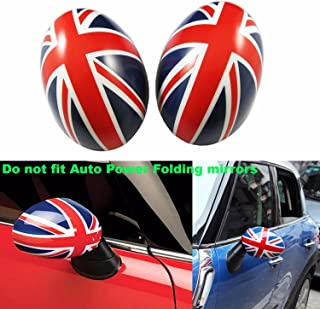 Best mini cooper union jack mirror caps Reviews