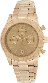 Invicta Womens Quartz Watch, Analog Display and Stainless Steel Strap 1279