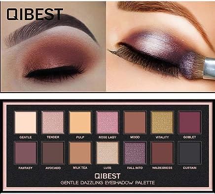 Ochioly Pro Eyeshadow Palette Makeup - Matte + Shimmer 14 Colors Eye Shadow  Powder Make Up 97e791caa2523