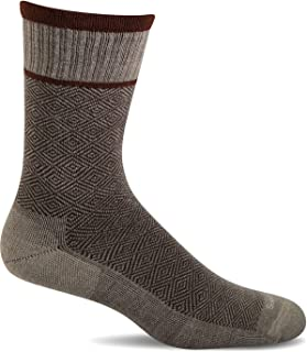 Sockwell Men's Plantar Cush Crew Socks