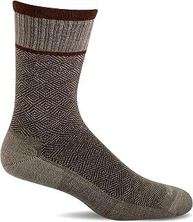 Sockwell Men's Plantar Cush Crew Sock