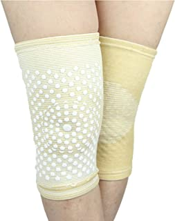Knee Pads, Self-heating Knee Pads, Mineral Dot-matrix Knee Pads, All-round High Elasticity, Stretch Without Deformation, U...