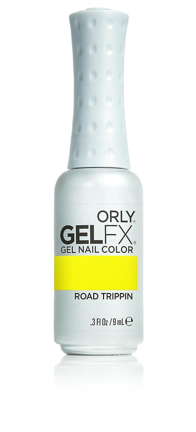 不倫シャットルーOrly GelFX Gel Polish - Road Trippin - 0.3oz/9ml