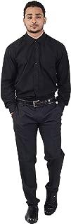Casual Black Male Shirt