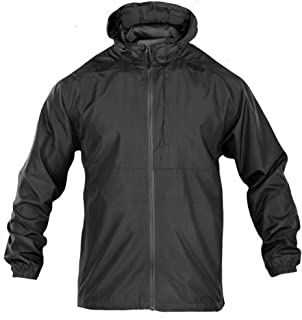Tactical Packable Operator Jacket, Foldable, Water and Wind Resistant, Style 48169