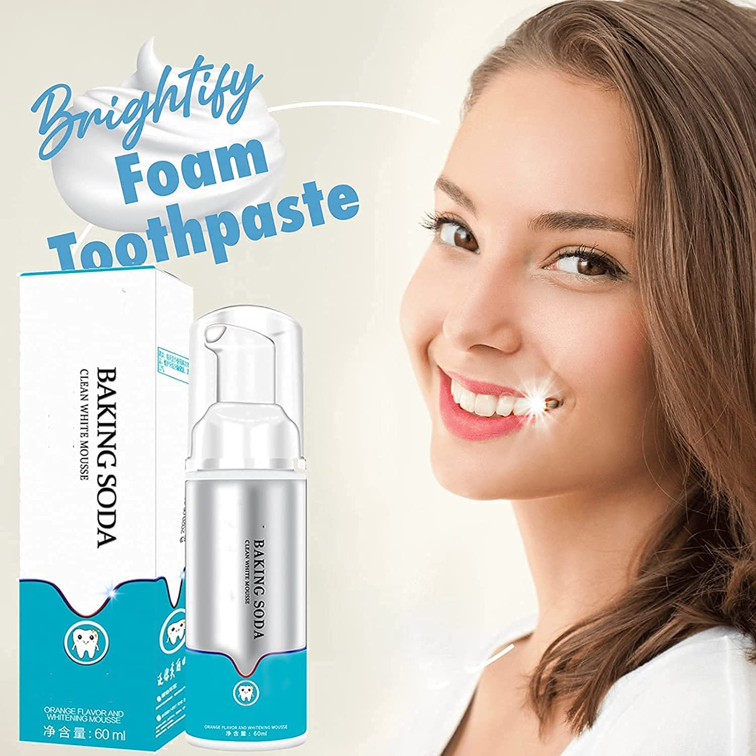 Brightify Deep Phoenix Mall Cleaning Foam In a popularity Cleansing Fo Toothpaste