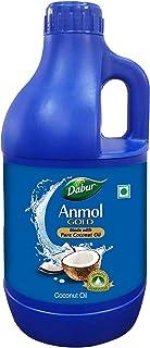 Dabur Anmol Gold 100 % Pure Coconut Oil - 1 L