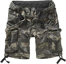Brandit Pantalones Cortos para Hombre Indian Summer - S - 7XL - Tallas Especiales