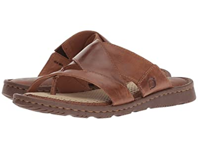 Born Sorja II (Tan Full Grain Leather) Women